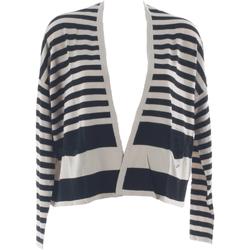 textil Mujer Chaquetas de punto Gaudi GAU03302 Beige
