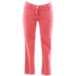 textil Mujer Pantalones cortos Gaudi GAU03375 Coral