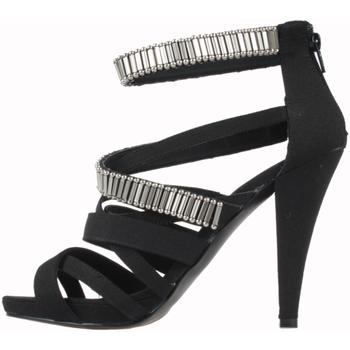 Zapatos Mujer Sandalias Killah  Negro