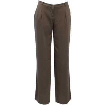 textil Mujer pantalones chinos Liu Jo  Marrón