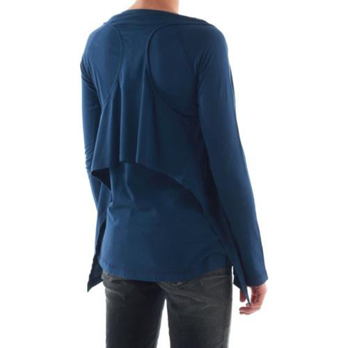 Nolita Azul - Textil Camisetas Manga Larga Mujer 1199 Nuevo en 2020