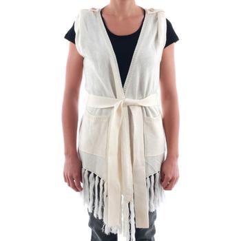 textil Mujer Chaquetas de punto Nolita  Blanco roto
