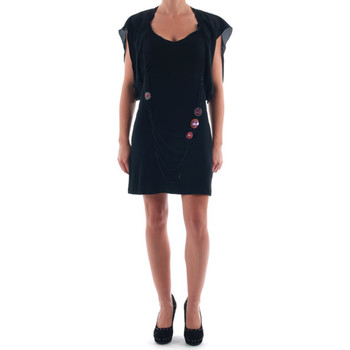 textil Mujer vestidos cortos Nolita  Negro