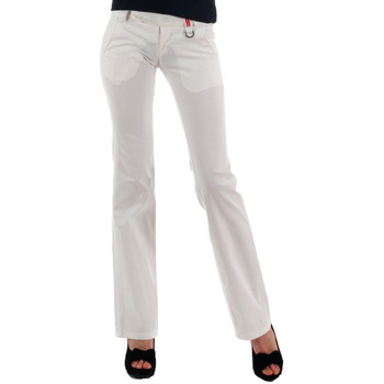 textil Mujer Pantalones Phard  Blanco