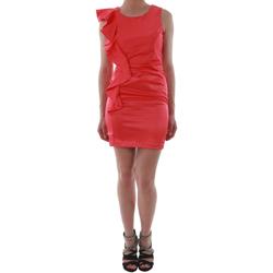 textil Mujer vestidos cortos Rinascimento 2045/16_CORALLO_ROSSO Coral