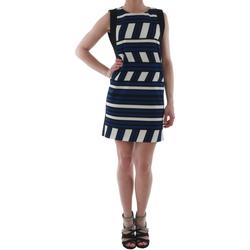 textil Mujer vestidos cortos Rinascimento 263023_BLUE_CINA Azul marino