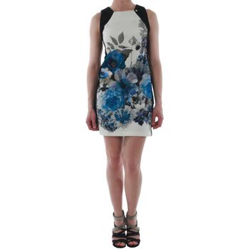 textil Mujer vestidos cortos Rinascimento NUI_BLU_CINA Negro