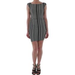 textil Mujer vestidos cortos Rinascimento 2013/16_NERO Negro