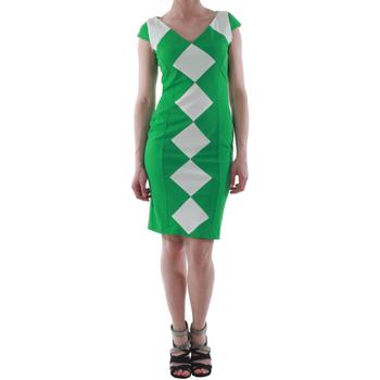 textil Mujer vestidos cortos Rinascimento 241012/VERDE Verde