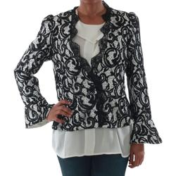 textil Mujer Chaquetas / Americana Rinascimento 7643_BIANCO Blanco