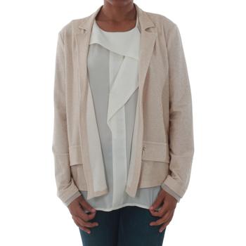 textil Mujer Chaquetas / Americana Rinascimento PE450_PINK Dorado