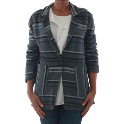 textil Mujer cazadoras Rinascimento 7445_GRIGIO Gris