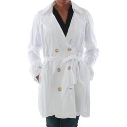 textil Mujer trench Rinascimento 7540_BLANCO Blanco