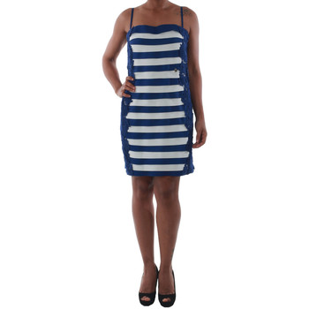 textil Mujer vestidos cortos Rinascimento 322B.012_BLU Azul