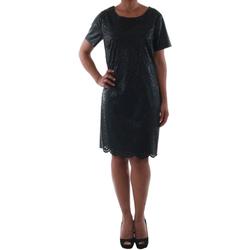 textil Mujer vestidos cortos Rinascimento 14007_NERO Negro