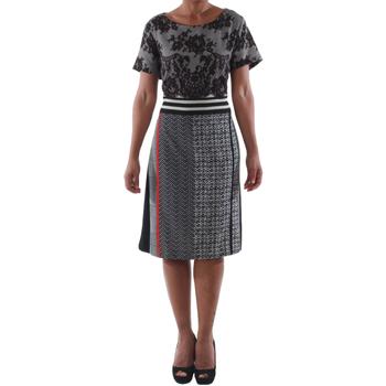 textil Mujer vestidos cortos Rinascimento 9208/C_NERO Negro