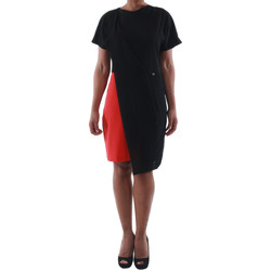 textil Mujer vestidos cortos Rinascimento MIRANDA_ROSSO Negro