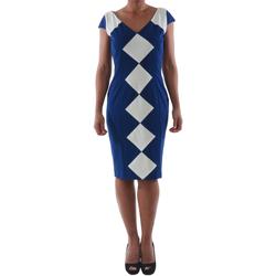 textil Mujer vestidos cortos Rinascimento 241.012_BLU Azul