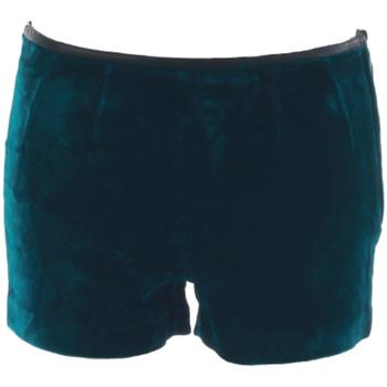 textil Mujer Shorts / Bermudas Silvian Heach  Verde oscuro