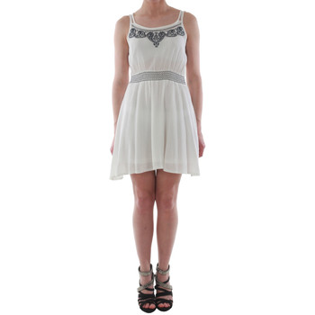 textil Mujer vestidos cortos Sz Collection Woman WYQ_1623_WHITE Blanco