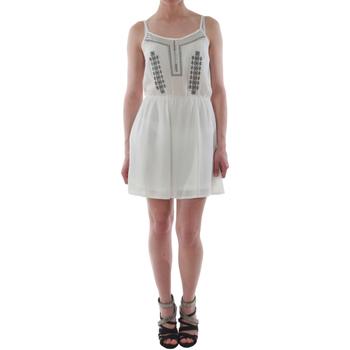 textil Mujer vestidos cortos Sz Collection Woman WYQ_1622_WHITE Blanco
