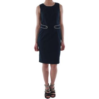textil Mujer vestidos cortos Sz Collection Woman WYQ_1243_NAVY Azul marino