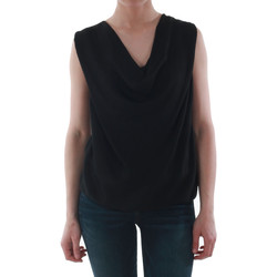 textil Mujer camisetas sin mangas Sz Collection Woman WCS_1234_BLACK Negro