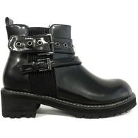 Zapatos Mujer Botas de caña baja Cassis Côte d'Azur Cassis cote d'azur Natacha bottines Noir Negro