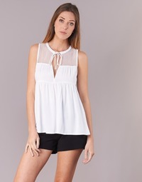 textil Mujer Tops / Blusas Volcom SEA Y'AROUND TOP Blanco