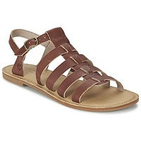 Zapatos Mujer Sandalias Timberland EARTHKEEPERS® SHEAFE FISHERMAN Marrón / Claro