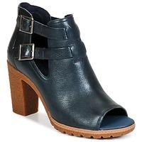 Zapatos Mujer Botines Timberland EARTHKEEPERS® GLANCY PEEP TOE Azul / Noche