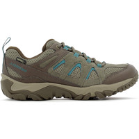 Zapatos Mujer Senderismo Merrell Outmost Vent GTX W Marrón
