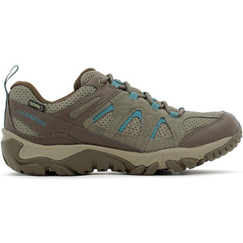 Zapatos Mujer Senderismo Merrell Outmost Vent GTX