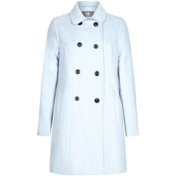 textil Mujer Abrigos Bhs  Blue