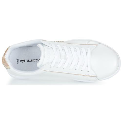 Los zapatos más populares para hombres y mujeres Zapatos especiales Lacoste CARNABY EVO 118 6 Blanco