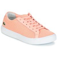 Zapatos Mujer Zapatillas bajas Lacoste L.12.12 LIGHTWEIGHT1181 Rosa