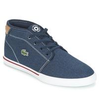 Zapatos Hombre Zapatillas bajas Lacoste AMPTHILL 118 1 Azul