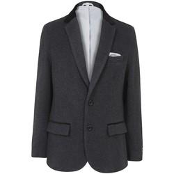 textil parkas De La Creme Turin Grey