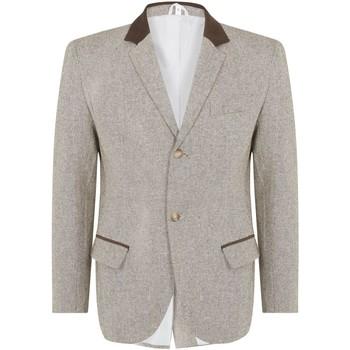 textil Hombre Chaquetas / Americana De La Creme Turin Brown