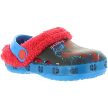 Zapatos Niño Pantuflas Spiderman S18195X Azul