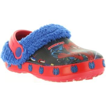 Zapatos Niño Pantuflas Spiderman S18195X Rojo