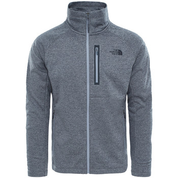 textil Hombre sudaderas The North Face Canyonlands Full Zip Gris