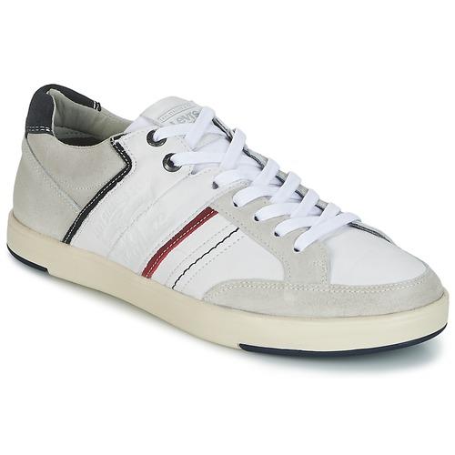 Recortes de precios estacionales, beneficios de descuento -  Levi's BEYERS Blanco - descuento Envío gratis Nueva promoción - Zapatos Deportivas bajas Hombre 86e742