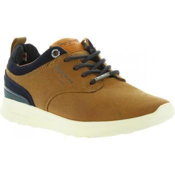 Zapatos Niños Zapatillas bajas Pepe jeans PBS30323 JAYDEN Beige