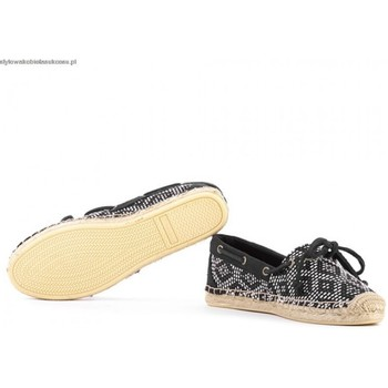 Zapatos Mujer Derbie Sperry Top-Sider Alpargatas KATAMA BLK/WHT TRIBAL