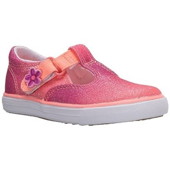 Zapatos Niños Zapatillas bajas Keds Zapatilha DAPHNE CORAL SUGAR DIP Rosa