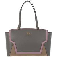 Bolsos Mujer Bolso shopping La Martina PORTENA GREY Multicolore