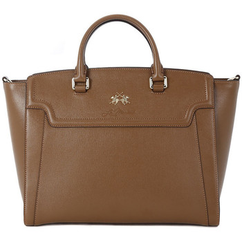 Bolsos Mujer Bolso shopping La Martina LA PORTENA BROWN Marrone