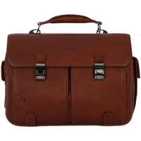 Bolsos Hombre Cartable Piquadro PORTA PC Marrone