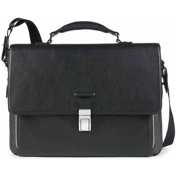 Bolsos Hombre Cartable Piquadro CARTELLA PORTA DOCUMENTI Nero